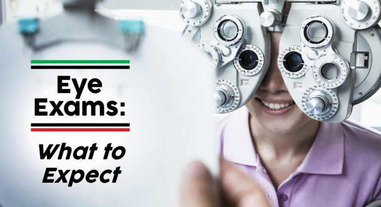 Eye Exams: What to Expect